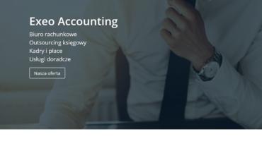 strona internetowa exeo accounting programista do wynajecia