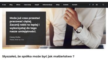 strona internetowa alnair programista do wynajecia